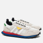 Кроссовки adidas Originals Racing 1 Prototype Vintage White/Lush Red фото- 1
