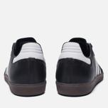 Кроссовки adidas Originals Samba OG Core Black/Running White/Gum фото- 3
