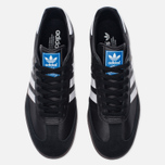 Кроссовки adidas Originals Samba OG Core Black/Running White/Gum фото- 4