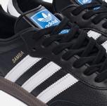 Кроссовки adidas Originals Samba OG Core Black/Running White/Gum фото- 5