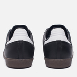 Кроссовки adidas Originals Samba OG Core Black/White/Gum фото- 3