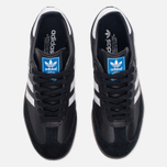 Кроссовки adidas Originals Samba OG Core Black/White/Gum фото- 4