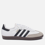 Кроссовки adidas Originals Samba OG White/Core Black/Clear Granite фото- 0
