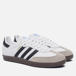Кроссовки adidas Originals Samba OG White/Core Black/Clear Granite фото- 2