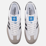 Кроссовки adidas Originals Samba OG White/Core Black/Clear Granite фото- 4