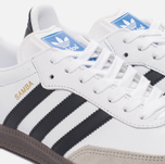 Кроссовки adidas Originals Samba OG White/Core Black/Clear Granite фото- 5