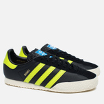 Мужские кроссовки adidas Originals Samba Spezial Black/Lime/White фото- 1