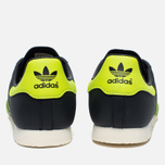 Мужские кроссовки adidas Originals Samba Spezial Black/Lime/White фото- 3