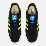 Мужские кроссовки adidas Originals Samba Spezial Black/Lime/White фото- 4