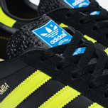 Мужские кроссовки adidas Originals Samba Spezial Black/Lime/White фото- 5