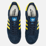 Кроссовки adidas Originals Samoa Vintage Collegiate Navy/Bright Yellow/Bluebird фото- 4