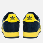 Кроссовки adidas Originals Samoa Vintage Collegiate Navy/Bright Yellow/Bluebird фото- 3