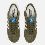 Кроссовки adidas Originals Samoa Vintage Olive/White фото- 4