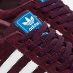 Кроссовки adidas Originals Samoa Vintage Vinous/White/Black фото- 3