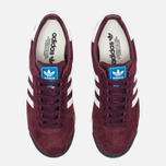 Кроссовки adidas Originals Samoa Vintage Vinous/White/Black фото- 4