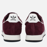 Кроссовки adidas Originals Samoa Vintage Vinous/White/Black фото- 5