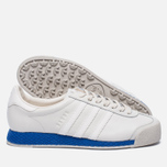Кроссовки adidas Originals Samoa Vintage Chalk White/Blue фото- 1