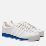 Кроссовки adidas Originals Samoa Vintage Chalk White/Blue фото- 2