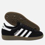 Кроссовки adidas Originals Spezial Black/White фото- 2