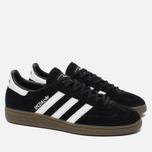 Кроссовки adidas Originals Spezial Black/White фото- 1