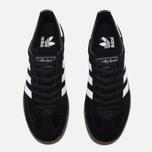 Кроссовки adidas Originals Spezial Black/White фото- 4