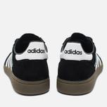 Кроссовки adidas Originals Spezial Black/White фото- 3