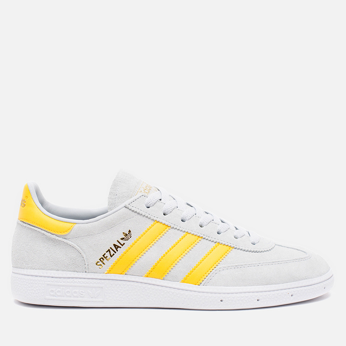 Кроссовки adidas Originals Spezial Grey/Yellow/White