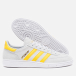 Кроссовки adidas Originals Spezial Grey/Yellow/White фото- 2