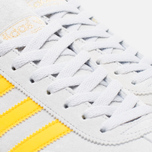 Кроссовки adidas Originals Spezial Grey/Yellow/White фото- 4