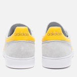Кроссовки adidas Originals Spezial Grey/Yellow/White фото- 3