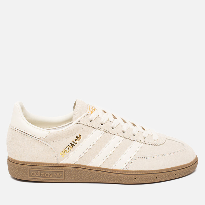 Кроссовки adidas Originals Spezial Off White/Gum
