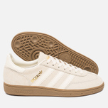 Кроссовки adidas Originals Spezial Off White/Gum фото- 2
