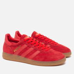 Кроссовки adidas Originals Spezial Red/Gum фото- 1