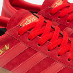 Кроссовки adidas Originals Spezial Red/Gum фото- 4