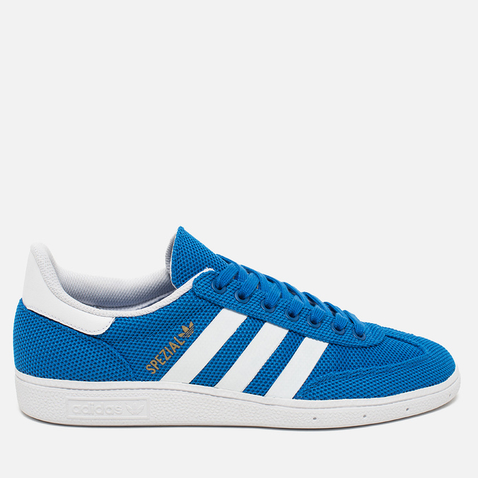 Кроссовки adidas Originals Spezial Weave Blue/White