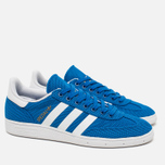 Кроссовки adidas Originals Spezial Weave Blue/White фото- 1