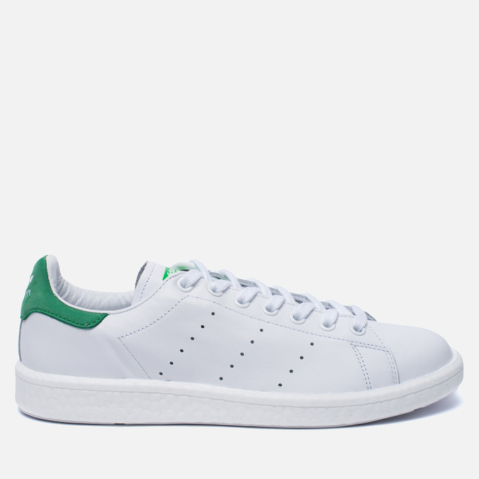 Кроссовки adidas Originals Stan Smith Boost Running White/Green