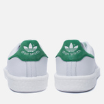 Кроссовки adidas Originals Stan Smith Boost Running White/Green фото- 3