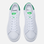 Кроссовки adidas Originals Stan Smith Boost Running White/Green фото- 4