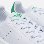 Кроссовки adidas Originals Stan Smith Boost Running White/Green фото- 5
