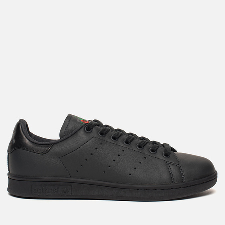 Кроссовки adidas Originals Stan Smith Carbon/Carbon/Grey Five