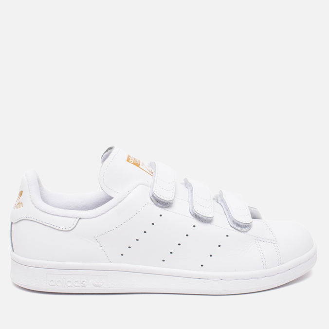 Кроссовки adidas Originals Stan Smith CF White/Gold