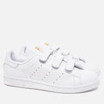 Кроссовки adidas Originals Stan Smith CF White/Gold фото- 1