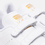 Кроссовки adidas Originals Stan Smith CF White/Gold фото- 5