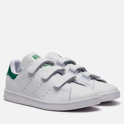 Мужские кроссовки adidas Originals Stan Smith CF White/White/Green