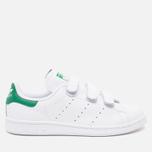 adidas Originals Stan Smith CF Sneakers White/White/Green photo- 0