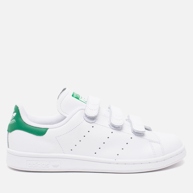 da72ae59 Кроссовки adidas Originals Stan Smith CF White/White/Green S75187