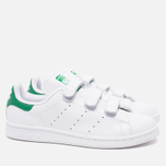 Кроссовки adidas Originals Stan Smith CF White/White/Green фото- 1