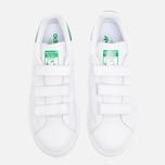 adidas Originals Stan Smith CF Sneakers White/White/Green photo- 4