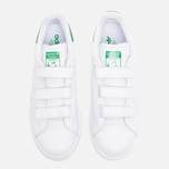 Кроссовки adidas Originals Stan Smith CF White/White/Green фото- 4